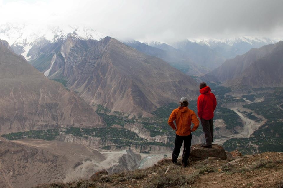 From Islamabad to Hunza