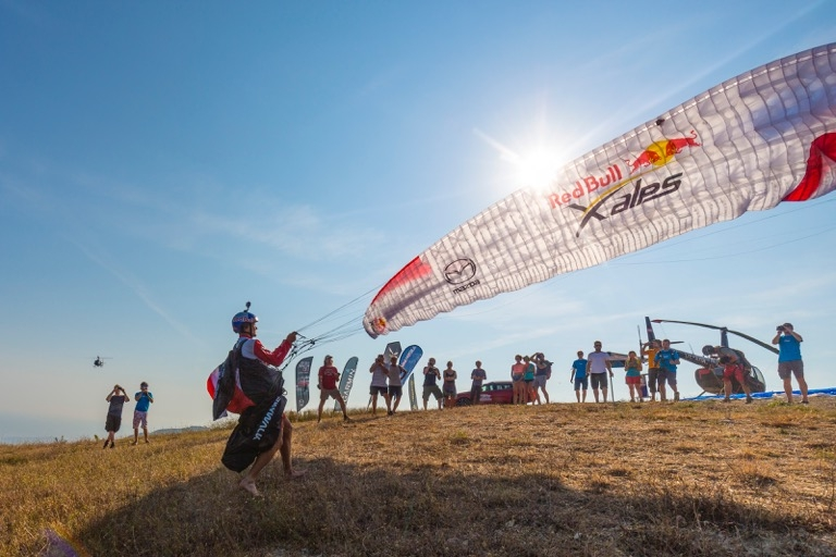 Red Bull X-Alps 2015